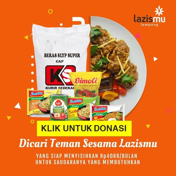 Teman Sesama Lazismu Lampung